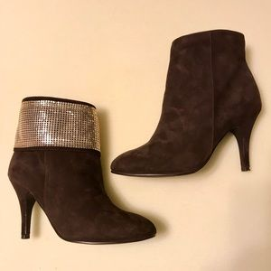 Taryn Rose Leather boots 6.5/ 7.5